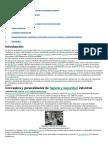 seguridad e higiene en las industrias