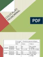Módulo 26 - Colocação Pronominal