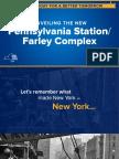 Penn Station/Farley Building Plans