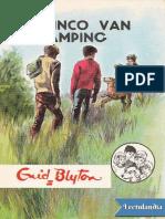 Los Cinco Se Van de Camping (7) - Enid Blyton