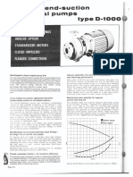 Worthington D1022 Pump DataSheet P-701