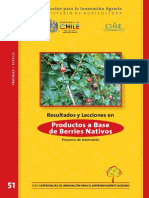 Productos Berries