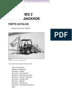 Case 580 m Series 2 Parts Manual