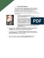 A Teoria de Darwin