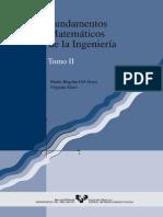 9 Fundamentos Matematicos de La Ingenieria Tomo II