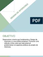 Design de Interiores Novo PDF