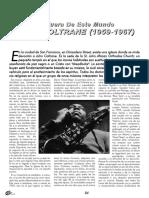 22. in Focus 04. John Coltrane. de Fuera de Este Mundo