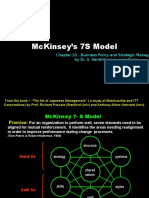 McKinseys 7S Model