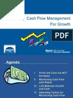 18_Bernstein - Cash Flow Management