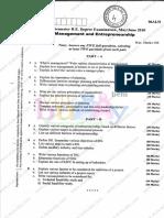 Management Enterpreneurship May June 10
