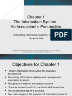 ch01 The Information System_ Accountant's Perpectives.ppt