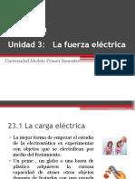 Fisica Aplicada Clase 24 Nov 14 Carga Electrica