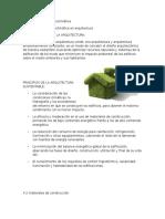 4 Sustentabilidad y Bioclimatica