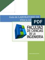Guia Laboratorio de FÃ-sica General