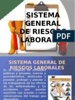 Sistema de Riesgos Laborales
