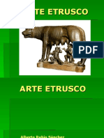 A Arte Etrusca