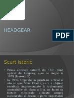 Headgear 1