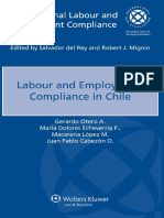 Labour and Employment Compliance in Chile