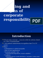 Meaning of corporate governance