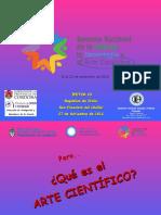 HGO MARTIN ATOMICA CORDOBA CONFERENCIA EDUCATIVA DALI ATOMICA- IPETYM 63 REPUBLICA ITALIA - SAN FRANCISCO DEL CHAÑAR
