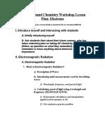 UB Chem Workshop Lesson Plan