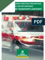 Tecnico Transporte Sanitario 102014