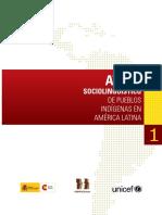 Atlas Sociolinguistico de Pueblos Indigenas en America Latina Tomo 1
