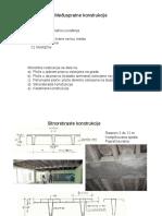 PGBK1 Slajdovi Uz Predavanje 9 2014-2015 Medjuspratne Konstrukcije