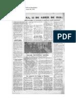 Anexo Huelga de 1956