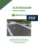 Manual de Instalacion Solar Enerpool