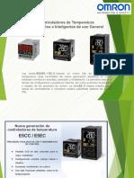 Presentación - Controladores de Temperatura