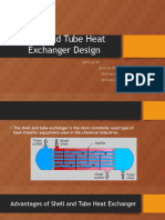 Shell and Tube Heat Exchanger Design.pptx