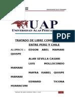 Tlc Peru Chile