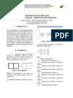 Informe Máquinas-2 - Cto Magnético
