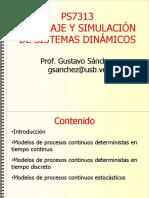 Modelos y Simulación - Clase 1