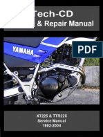 XT225 TTR225 1992-2004