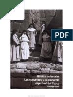 11 Burns_habitos Coloniales Los Conventos y La Economia Espiritual Del Cuzco