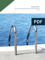 dangerous waters research report