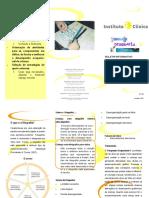 Instituto Clínico - Boletim informativo XIII - setembro/2016
