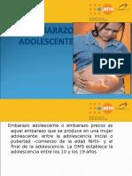 10 Embarazo en Adolescencia