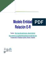 Resumen BD-Entidad Relacion