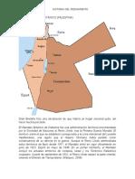 Historia Conflicto Palestina-Israel