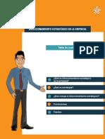 Direccionamiento Estratégico en La Empresa