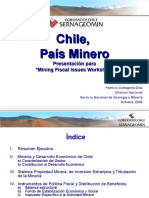 Chile Mining Cartagena