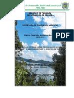 Plan Ambiental Municipal Para Imprimir Completo y Actualizado