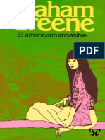 El Americano Impasible-Graham Greene