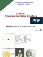 cap-3-A Estrutura de Sólidos Cristalinos.ppt