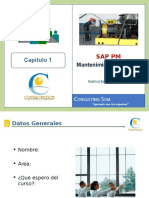 Taller SAP PM - Capitulo 1