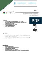 Optocoupler JC817 Datasheet.pdf