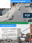 Bond Street Bike Lane Upgrade Presentation by DOT to Community Board 6 May 2016
